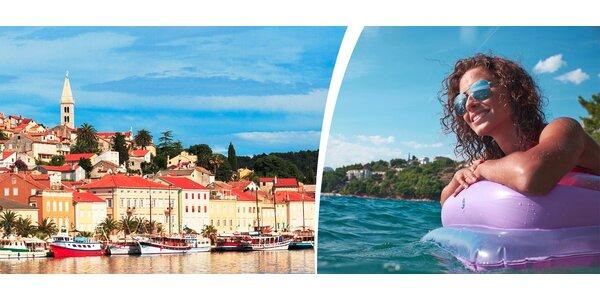 Týdenní dovolená na krásném ostrově Lošinj