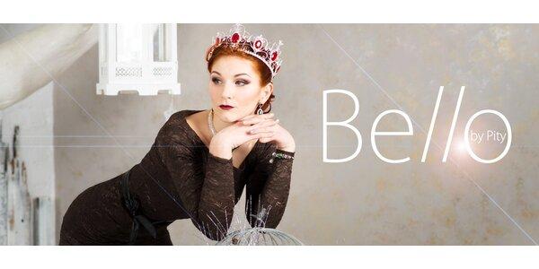 P edchoz nab dky podniku salon bello for Bello salon