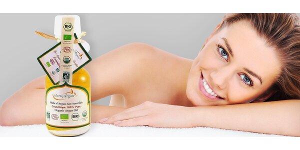 Arganový kosmetický olej přímo z Maroka