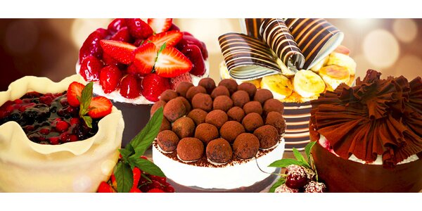 Jedinečné domácí dorty z cukrářství Josef Vích