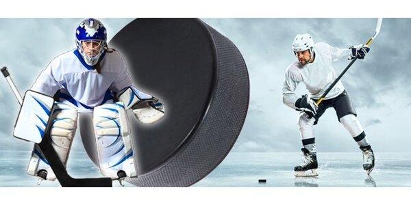 Profesionální hokejový trénink s technologiemi z NHL