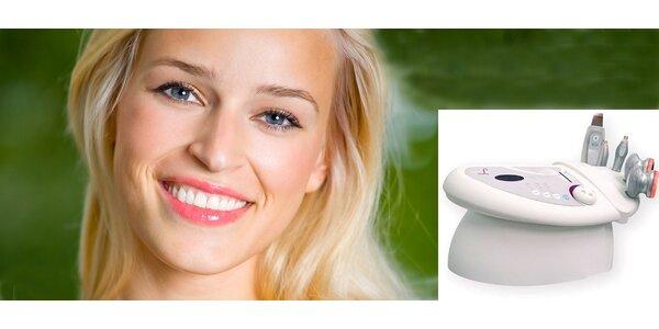 Ošetření prestižním kosmetickým přístrojem