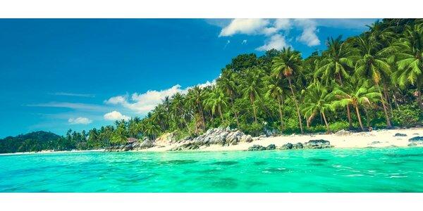 Exotická dovolená v Thajsku pro 2 až 4 osoby