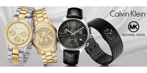 Luxusní hodinky Michael Kors nebo Calvin Klein c6420ceaaf