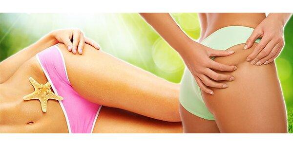 Přístrojová lymfatická masáž v Salonu Diana
