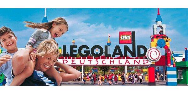 Jednodenní zájezd do Legolandu!