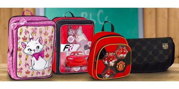 Batohy a tašky pro studenty a školáky