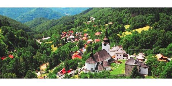 Čtyřdenní dovolená v Nízkých Tatrách