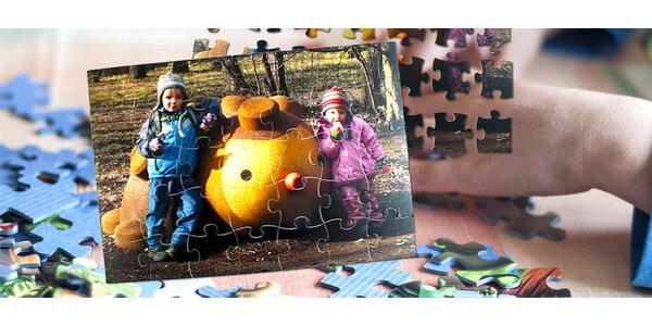 Kvalitní fotopuzzle s vaší fotkou