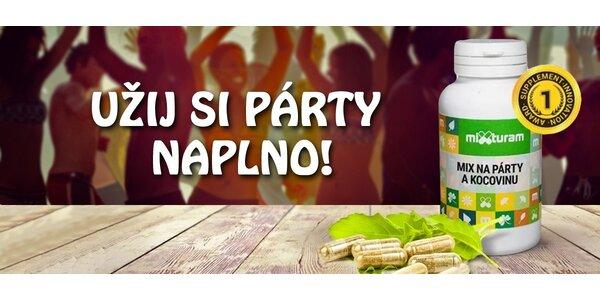 Mix vitamínů na párty a kocovinu
