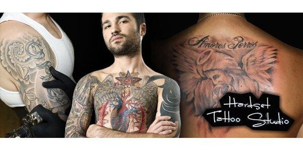 399 Kč za tetování v původní hodnotě 1000 Kč!