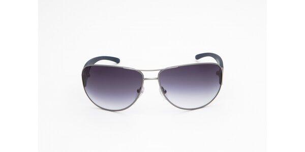 Pánské šedé sluneční brýle Bikkembergs