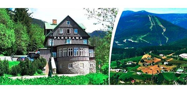 Letní i podzimní pobyty ve Špindlerově Mlýně