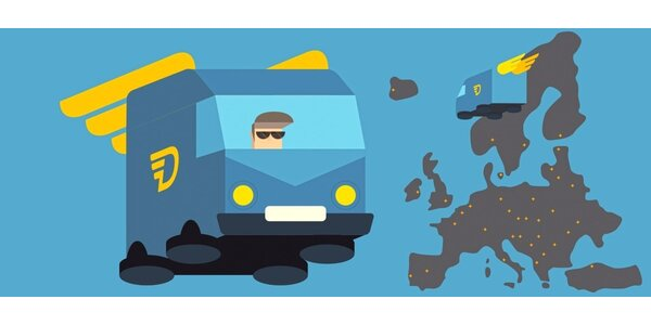Posílání balíků po ČR i Evropě službou DeliBarry