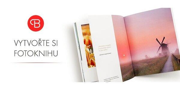 Vytvořte si fotoknihu z dovolené v prvotřídní kvalitě