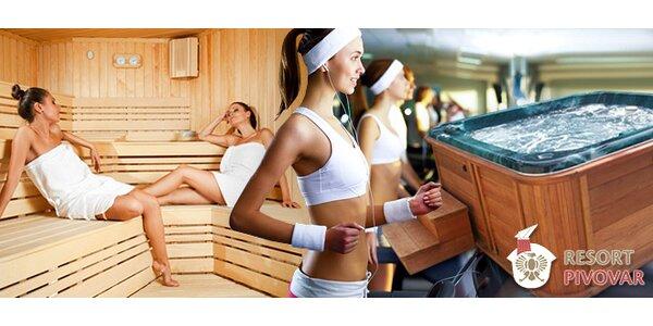 Měsíční členství v privátním fitness a wellness centru