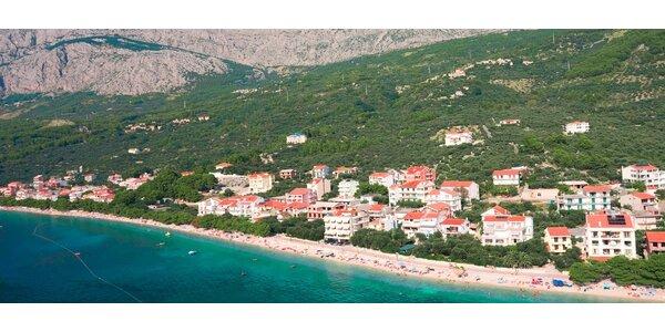 6 dní v Chorvatsku v 3* hotelu s polopenzí