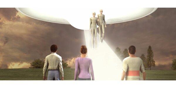 II. Sjezd mimozemšťanů z celého vesmíru