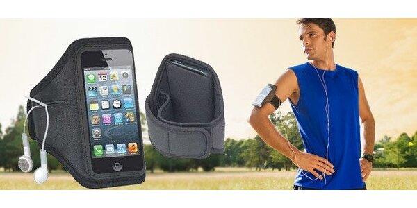 Praktické sportovní pouzdro na telefon