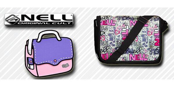 Tašky Nell nejen do školy