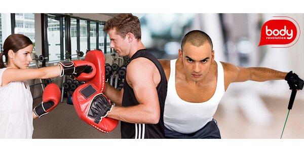 10 lekcí cvičení Move it, TRX nebo Fitboxu