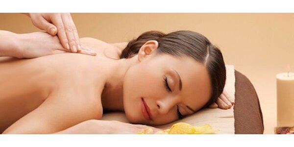 Relax s masáží a pedikúrou