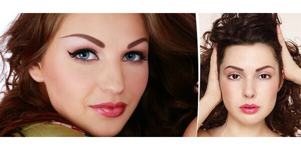 Profesionální permanentní make-up