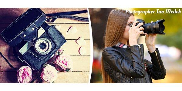 Fotografický workshop pod vedením zkušeného fotografa