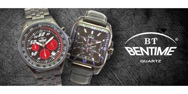 Módní hodinky Bentime pro pány