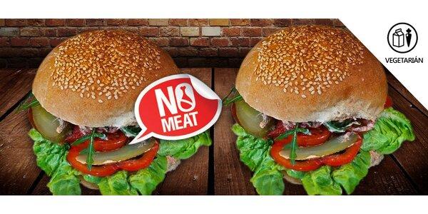 2x vegetburger 200g