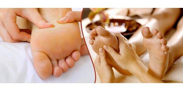 Reflexní terapie nohou nejen k posílení imunity