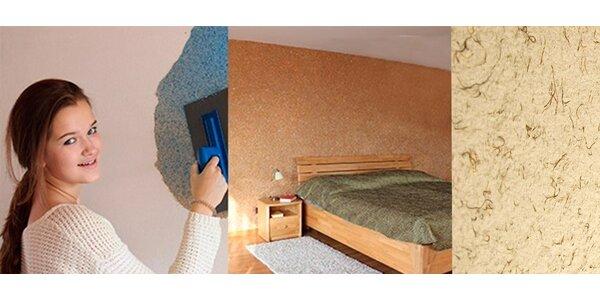 Tekuté tapety PolDecor pro hezčí domov