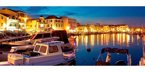 Nové apartmány v Chorvatsku pro 2 až 4 osoby