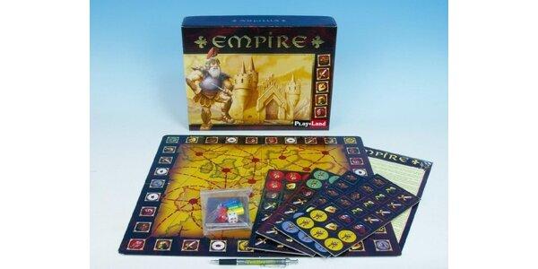 Desková hra EMPIRE - hra pro dva až 4 hráče