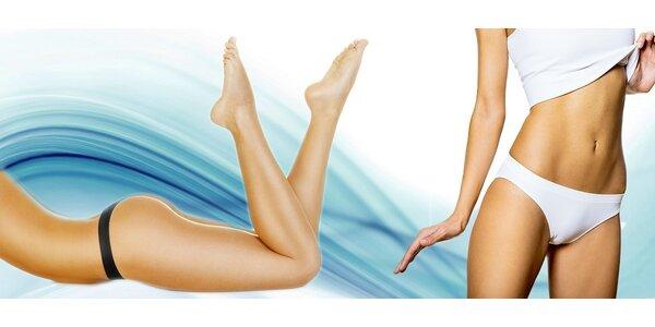 Podtlaková masáž proti celulitidě