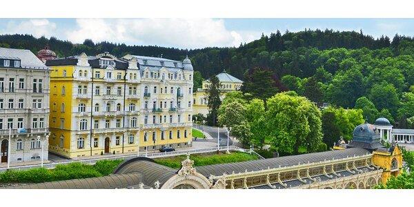 Pozdní léto v Hotelu Kriváň v Mariánských lázních
