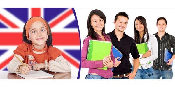 Intenzivní pololetní kurzy cizího jazyka