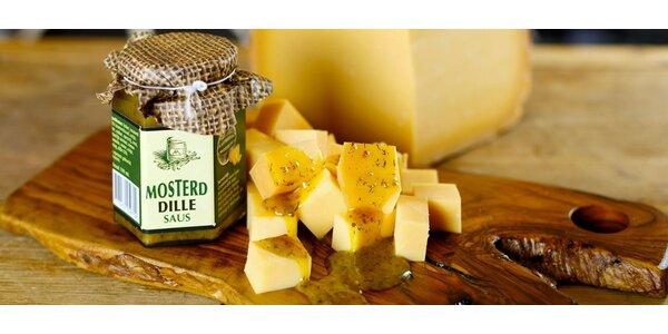 200 g jednoletého sýra Old Rotterdam