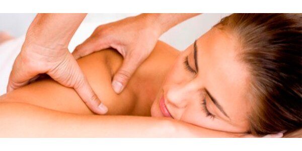 Rekondiční či antibloková masáž