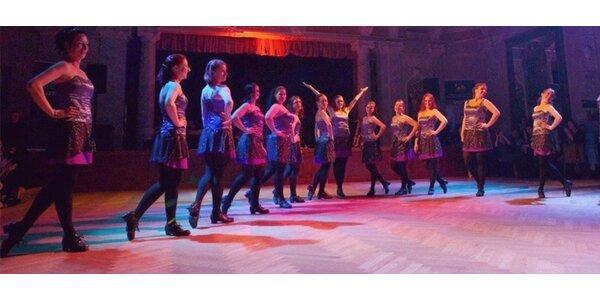 Vyzkoušej Irský tanec - seminář pro začátečníky