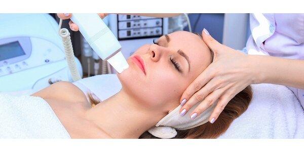 2hodinové kosmetické ošetření pleti