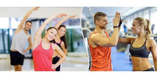 3 vstupy na vybraná cvičení