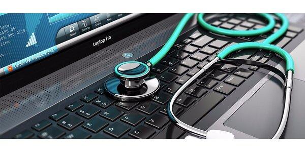 Servis a čištění počítačů, notebooků a výpočetní techniky