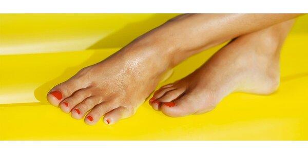 Mokrá pedikúra blaho pro vaše nohy