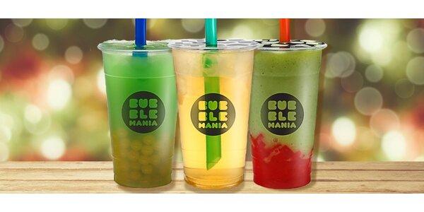 Úžasný nápoj dle výběru v BubbleMania Baru (700 ml)