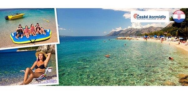 Celý den u moře v Chorvatsku!