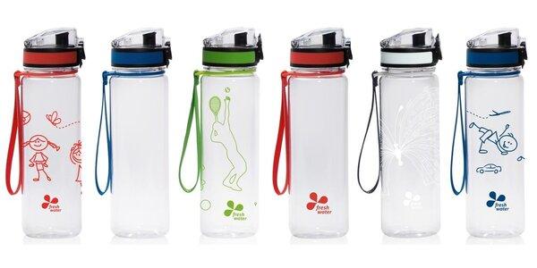 Zdravá a praktická eco láhev
