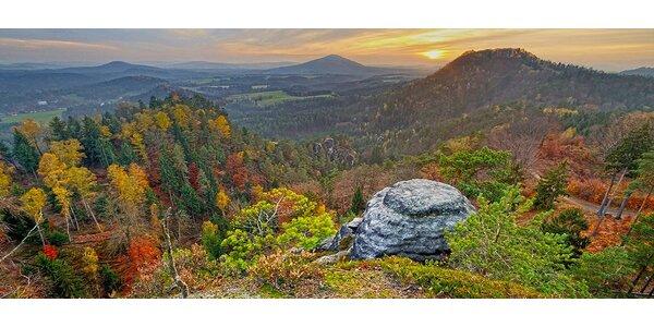 Wellness dovolená v Českém Švýcarsku