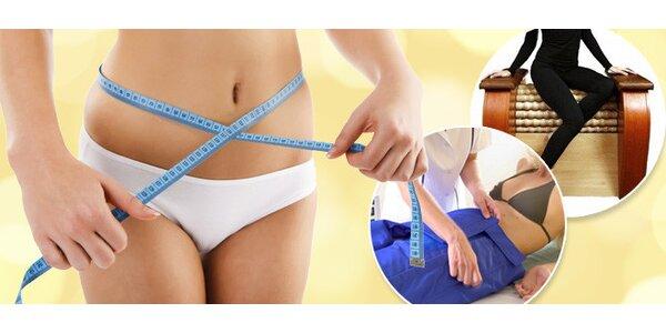 Hubnoucí procedury - lymfodrenáž, Roletic
