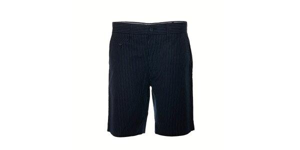 Pánské pruhované kraťasy značky Bendorff v tmavě modré barvě